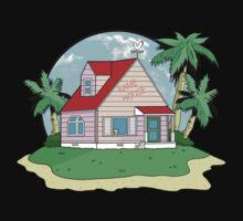 Kame House One Piece - Long Sleeve