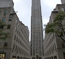 NYC Manhattan Skyscraper by FangFeatures