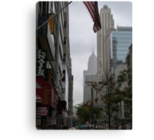 NYC Empire State Building Canvas Print