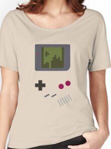 Nintendo Game Boy - Tetris Women's Relaxed Fit T-Shirt