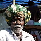 Man in a Turban © by Ethna Gillespie