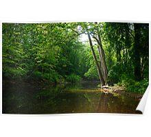 The Wickecheoke Creek # 1 Poster