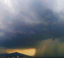 ©HCS Cumulonimbus Precipitatus July 11-1 by OmarHernandez