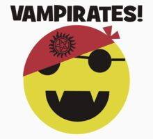 Vampirates! by GeekyGrandeur