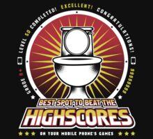 The Highscore Spot  T-Shirt