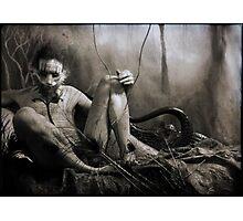 Serpent Fox Photographic Print