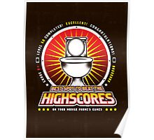 The Highscore Spot  Poster