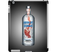 Absolut Zombie iPad Case/Skin