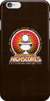 The Highscore Spot  by soulthrow