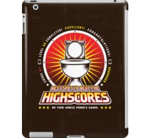 The Highscore Spot  iPad Case/Skin
