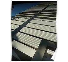 LA Skyscraper Poster