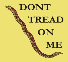 Don't Tread On Me by Mingjai
