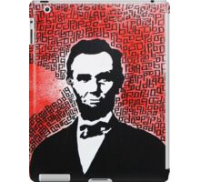 Theatrics iPad Case/Skin