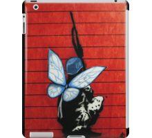 Fleece Keepers iPad Case/Skin
