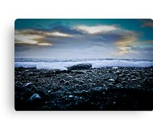 Rush of the Tide Canvas Print