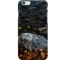 Under These Rocks and Stones iPhone Case/Skin