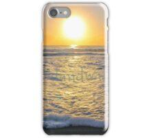 Ocean shore  iPhone Case/Skin