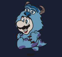 It's a-me! Sulley! Kids Tee