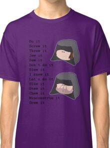Game Grumps- Do It (Palpatine) Classic T-Shirt