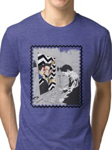 Twin Peaks Broken Mirror Tri-blend T-Shirt