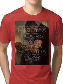 Love And Guilt Tri-blend T-Shirt