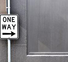 One Way Street by VictoriaSM