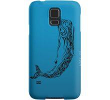 Tribal ~ Sperm Whale Samsung Galaxy Case/Skin