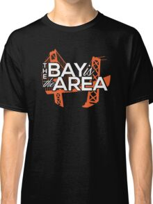 Bay Area Bridges Tee Classic T-Shirt