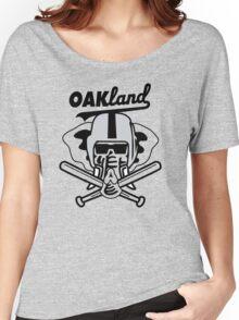 OAKland Women's Relaxed Fit T-Shirt