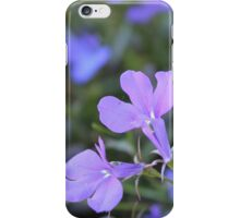 Purple Flower iPhone Case iPhone Case/Skin