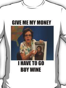 The Beast Jesus Lady T-Shirt