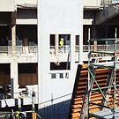 construction by Barbara Fischer