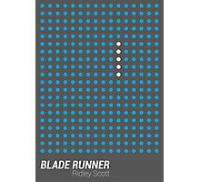 Dot Matrix - BLADE RUNNER - Poster Photographic Print
