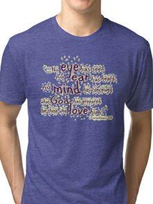 Conception Tri-blend T-Shirt