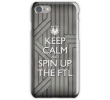 Battlestar Galactica - Bulkhead iPhone Case/Skin