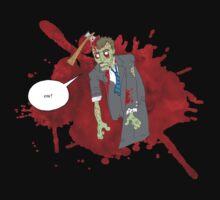 Zombie Migraine by heartlesscorpo