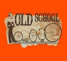Old School Bike Kids Clothes