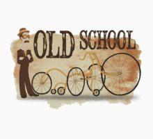 Old School Bike Kids Tee