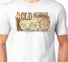 Old School Bike Unisex T-Shirt