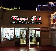 Vegas Ink by FangFeatures