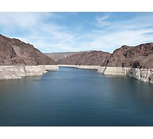 Spectacular Hoover Dam USA Photographic Print