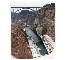 Hoover Dam Spectacular Poster