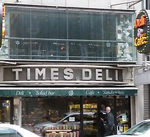 Times Deli NYC by FangFeatures