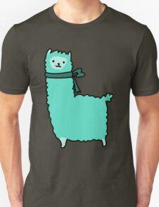Bow Alpaca Unisex T-Shirt