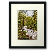 Mt Buller, a treat on the eye Framed Print