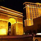 Paris Paris Las Vegas by FangFeatures