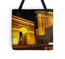 Paris Paris Las Vegas Tote Bag