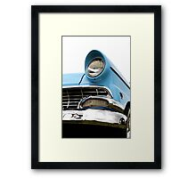 Chrome Bumpers 02 Framed Print