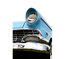Chrome Bumpers 02 Photographic Print