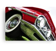 Chrome Bumpers 03 Canvas Print